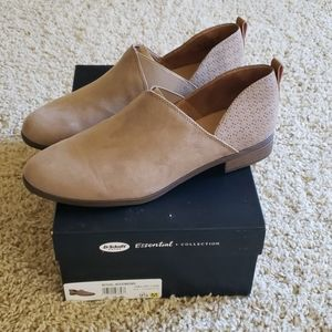 DR. SCHOLL'S Revival Tan Ankle Boots